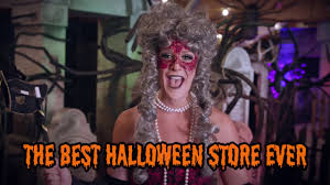 Best Halloween Stores by The Best Halloween Store Ever 2017 Youtube