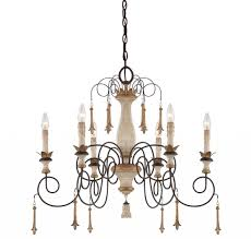 Shabby Chic Chandeliers by Elegant Shabby Chic Chandeliers