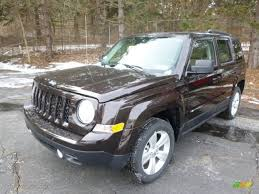 patriot jeep 2014 rugged brown metallic 2014 jeep patriot latitude 4x4 exterior