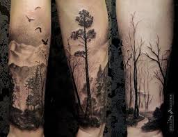 collection of 25 half sleeve tree designs for