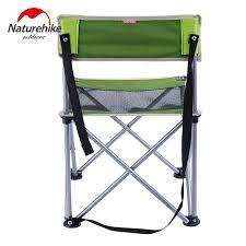 si e pliant randonn naturehike chaise de pêche portable pliable extérieure siège en