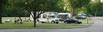 Kensington Metropark Map Camping Huron Clinton Metroparks