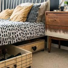 under bed storage diy diy under bed storage boxes craftgawker