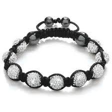 macrame bracelet with beads images 2015 gift shamballa bracelets friendship disco ball bracelet pave jpg