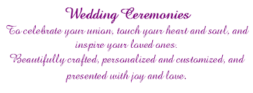 wedding celebration quotes wedding officiants justice peace marriage ceremonies ministers
