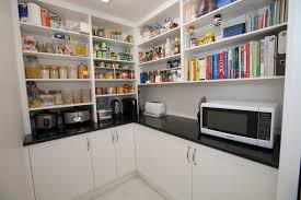 kitchen butlers pantry ideas l shaped pantry design with appliances bench house