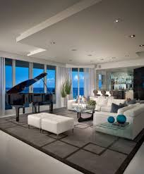 Contemporary Open Floor Plans Awesome Steven G Interiors Living Room Contemporary With