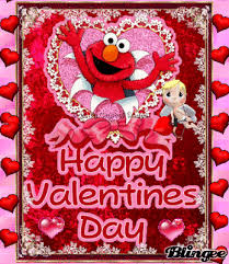 elmo valentines elmo says happy s day picture 83649873 blingee