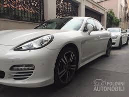 Porsche Panamera Cena - porsche panamera 4 2012 polovni automobili