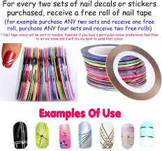 60x shopkins or shoppies nail art decals free rhinestones