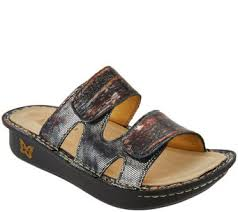 Comfort Plus Sandals Alegria Women U0027s Shoes Sandals Boots U0026 More U2014 Qvc Com