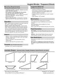 angle top tech sheet