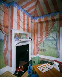 children u0027s murals create a magical bedroom arteriors