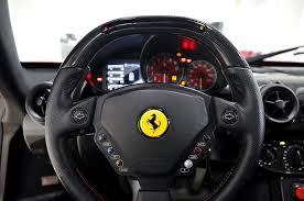 enzo steering wheel my precious enzo with just 354 for sale