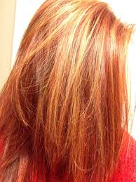 natural red hair with highlights and lowlights red hair with blonde highlights hair stuffs pinterest red hair