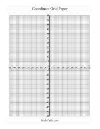 coordinate graph 20 by 20 coordinate grid easy division problems
