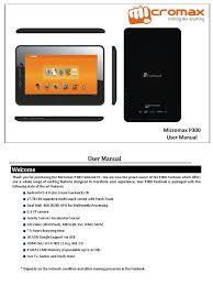 manual micromax p300 gmail usb