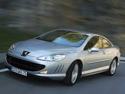 peugeot 407 coupe modified 407 coupé peugeot 407 coupe technical details history photos on