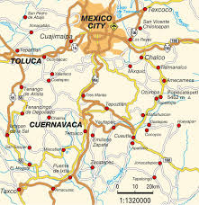 map of mexico cities mappi maps of cities mexico