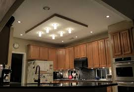 Fluorescent Kitchen Ceiling Lights Modern Fluorescent Kitchen Light Fixtures Arminbachmann