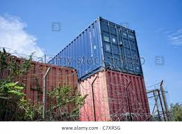 free used shipping containers in shipping containers stacked used