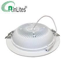 apollo power and light apollo led recessed down light 240mm 35w