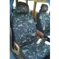 housse plastique siege auto ducatillon set housses de voiture camouflage chasse