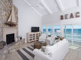 Large Floor L Beachfront Gorgeous Decor Top Floor L Vrbo