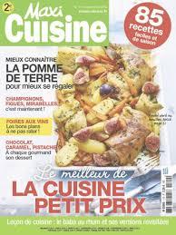 abonnement magazine maxi cuisine abobauer in abonnement magazine