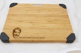 funny cutting boards huge 12x18 bamboo cutting board charlie kelly quote how is