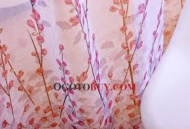 simply shabby chic curtains decorated with floral patterns buy