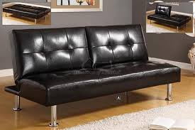 Convertible Leather Sofa by Best Armless Leather Sofa With Faux Leather Contemporary Armless