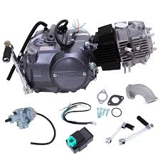 125cc 4 stroke single cylinder air cooled engine motor for honda