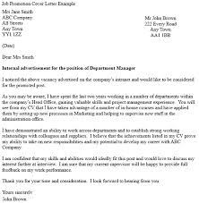 awesome covering letter for promotion 33 in download cover letter