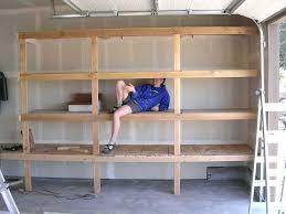 image of garage shelf plans designgarage shelves ideas diy storage full image for diy garage shelves for your inspirationgarage storage plans pdf ideas