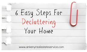 Decluttering Your Home by Spring Cleaning Tips For Decluttering Your Home Steve Hidder