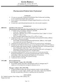 Pictures Of Resumes Examples by Resume For Pharmaceutical Medical Sales Susan Ireland Resumes