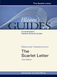 harold bloom ed nathaniel hawthornes the scarlet letter blooms