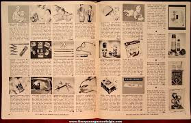 mail order gifts 1957 spencer gifts preview novelty mail order gift catalog