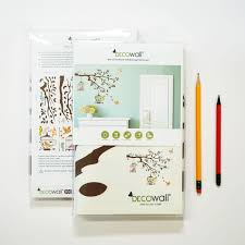 decowall dw 1510br birds on tree branch with bird cages wall birds on tree branch with bird cages wall stickers brown