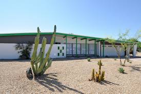 Mid Century Modern Landscaping by Architecture Chic Mid Century Modern Homes Landscaping With White