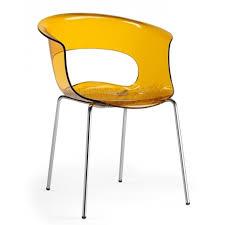 fauteuil de cuisine fauteuil de cuisine en plexiglas miss b