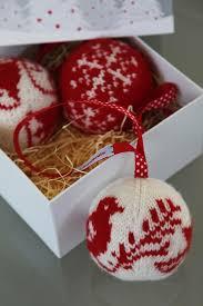 arne carlos 55 balls to knit ornament knit crochet