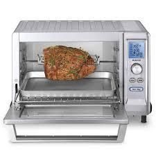 Cuisinart Exact Heat Toaster Oven Cuisinart Tob 200 Rotisserie Convection Toaster Oven Stainless