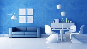 interior room color schemes blue decorating ideas design