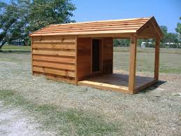 how to build an insulated dog house with porch mccloskey wood