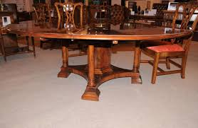 round extendable dining table with the finest details home
