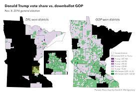 2016 Senate Election Map by Six Maps To Help Make Sense Of Tuesday U0027s Election In Minnesota