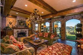The Tuscan House Hulk Hogan U0027s Ex Wife Linda U0027s 5 5m California Mansion Goes On The