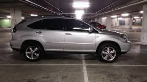 lexus rx400h tax how i ended up buying a hybrid suv